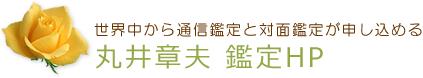 手相占いを名古屋・東京で鑑定 丸井章夫